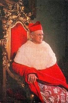 Cardinal Heenan